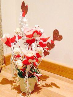 Ferreo Rocher Chocolate Bouquet. Price - 400