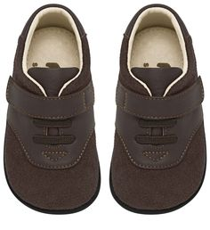 See Kai Run - Joshua in Brown. View our current collection of boys leather shoes now at seekairun.com