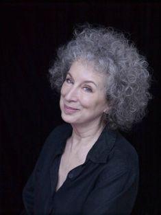 Margaret Eleanor Atwood,  age 75, Canadian poet, novelist, literary critic, essayist, and environmental activist.