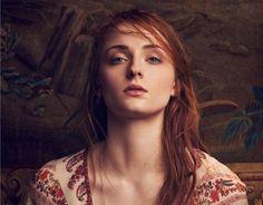 Sophie Turner Net a porter Magazine Photoshoot, Sophie Turner, Net a porter…