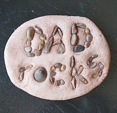 DIY paperweight for dad! #fathersday