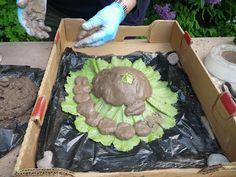 The Mag Rag: Concrete Leaf Castings