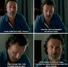 7x04 'Service' Rick Grimes The Walking Dead