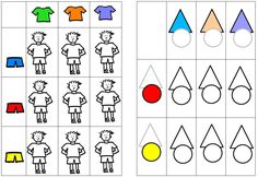 Resultado de imagen para tableau à double entrée maternelle Printable Preschool Worksheets, Math Worksheets, Math Activities, Teaching Tools, Teaching Kids, Kindergarten, Mazes For Kids, Logic Puzzles, Matrix