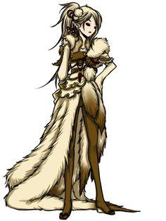Female Ninetails - Pokemon Gijinka - http://imgur.com/a/DDxvd/layout/blog?forcedesktop=1#dqGK3