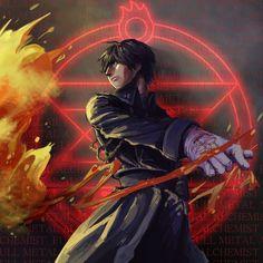 mustang roy by ~SBum102 Fullmetal Alchemist Brotherhood