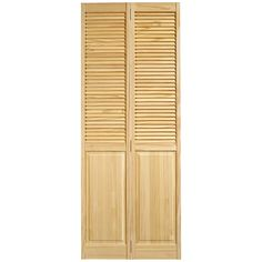 LPD Louvre Pine Bi Fold Internal Door – Next Day Delivery LPD Louvre Pine Bi Fold Internal Door