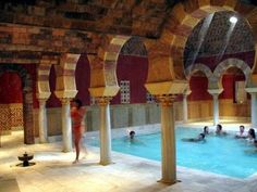 Baños árabes. Córdoba