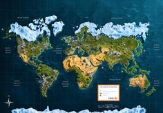 ING - The World Is Business by Peter Jaworowski, via Behance
