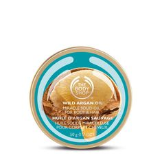 Wild Argan Oil Miracle Solid Oil For Body  and Hair