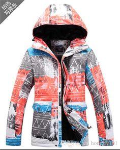 4b5f45f02d Gsou snow mens ski jacket male snowboarding jacket waterproof 10K winter skiing  clothes mountain-climbing jacket skiwear