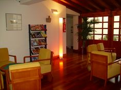 Sala descanso   Relax hall