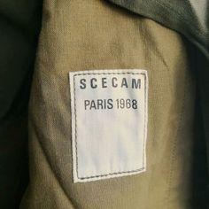 1968年【NEWOLD】FRANCE MILITARY 『SATIN300』JACKET デッドストック M64  フランス軍 サテン300 ジャケット Military, France, Paris, Montmartre Paris, Paris France, Military Man, Army, French