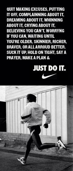 Nike - Just Do It (Manifesto)