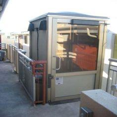 garaventa servoscale wheelchair lifts elevators. Black Bedroom Furniture Sets. Home Design Ideas