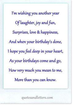 Printable Birthday Card For Husband My Free Printable Cards Com