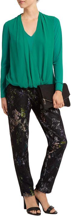 Womens sea green tasha top from Coast - £59 at ClothingByColour.com Green Fashion, Summer Colors, Harem Pants, Awesome Shoes, Woman Shoes, Coast, Palette, Sea, Colour