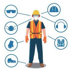 Arbeitsschutz am Arbeitsplatz – Was ist wichtig? Health And Safety Poster, Safety Posters, Safety Cartoon, Work Related Injuries, Workplace Safety Tips, Safety Slogans, Safety Policy, Safety Management System, Industrial Safety