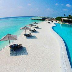 Amilla Fushi Resort, Maldives