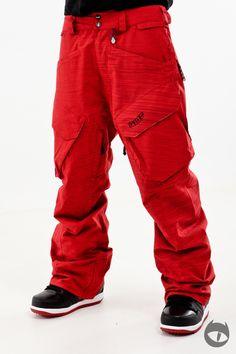 G's Snowboard pants.
