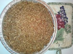 Make and share this Pecan Pie Crust recipe from Food.com.