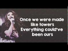Towers - Little Mix (NEW ALBUM SALUTE) Lyrics + Pictures (+playlist)