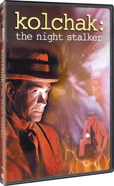Kolchak: The Night Stalker - 'The Complete Series' Returns to DVD on Single-Sided Discs. Available Oct. 11, 2016.