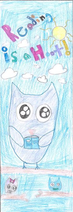 """""""Reading Is a Hoot!"""" by Miriam E. 