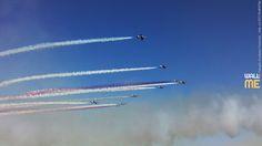 2015, week 33.  Italian Aerobatic Team: PAN - Lignano Sabbiadoro, Italy, Picture taken: 2015, 07