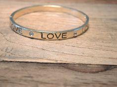 Love bracelet Buy now at www.trendsandstyle.nl