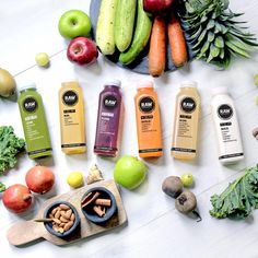 Healthy Cold Pressed Juices Online