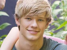 Peeta Mellark?No, but I think he would make a good one...Lucas Till, but they have already cast Josh Hutcherson,I dont see it yet. mamakari