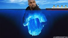 """Kanye West is waking up a generation. The """"unsinkable"""" dems will pay for their overconfidence dearly."""