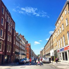 York Street, London. W1U 6AG