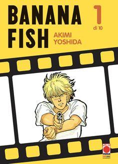 River Phoenix, Shoujo, Thriller, Banana, Fish, Comics, Fictional Characters, River Phoneix, Pisces