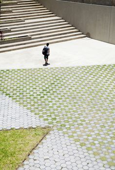 Image result for paving and grass patterns