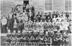 Timeline of residential schools and the Truth and Reconciliation Commission