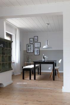 Dreierlei Liebelei: Unser neues Zuhause {Esszimmer}  Purbeck Stone