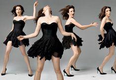 Tina Fey by Annie Leibovitz for Vanity Fair