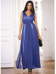 Teatro Satin Maxi Dress, they have it in black aswell.....looks better