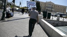 Greece's undeclared domestic default takes hold_Economy News_News_worldbuy.cc
