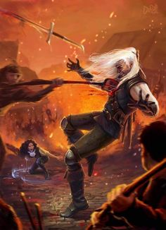 Death of a Witcher