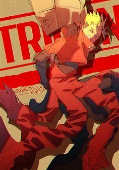 __ | A付き [pixiv] Ao No Exorcist, Blue Exorcist, Boruto Naruto Next Generations, Vash, Anime, Peace And Love, Pokemon, Fan Art, Fanart
