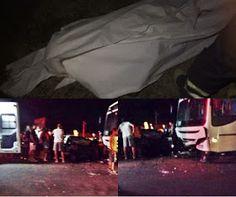 NONATO NOTÍCIAS: ACIDENTE FATAL NA BR-407 EM JUAZEIRO
