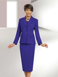 Ben Marc Executive 11433 Ladies Business Suit