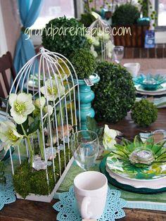 Spring 2014 Idea house - bird cage