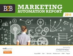 Marketing automation is a hot topic as more marketers are adopting the technology to generate more and better leads, improve marketing productivity, and in… Marketing Technology, Marketing Automation, Social Media Marketing, Digital Marketing, Lead Nurturing, Relationship Marketing, 2014 Trends, Marketing Program, Creative Thinking