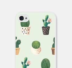 iPhone 6 Case Cactus iPhone 6 Plus Case iPhone 5 Case di fieldtrip