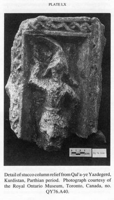 Parthian Empire, Royal Ontario Museum, Kurdistan, North Africa, History, Antiques, Iran, Persian, Artwork