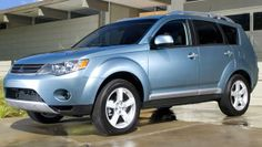 Best Used Cars & SUVs For Less Than $10000 (Mitsubishi Outlander 2007)